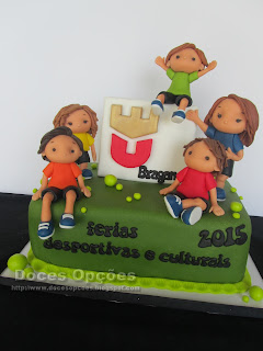 Bolo Férias Desportivas e Culturais 2013