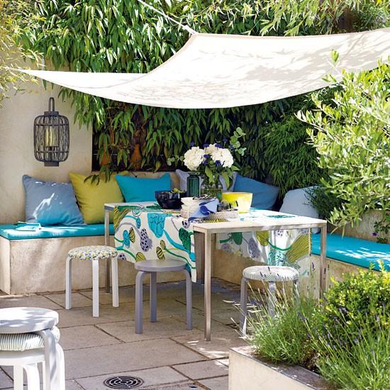 Summer Terrace Decorating Ideas