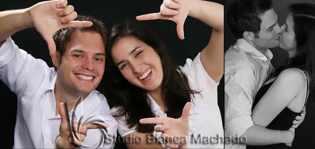 Fotografias de Book Namorados