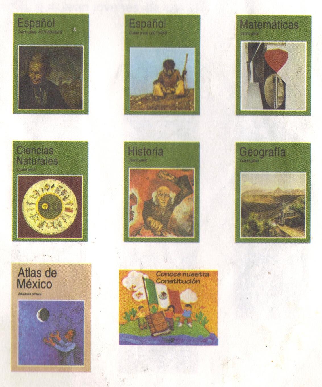 El blog de pepe los libros de texto de hace 10 a os for Espanol lecturas cuarto grado 1993
