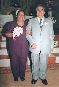 Su boda de mis adorados papitos!!!!