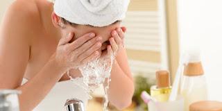 Luangkan Beberapa Menit Untuk Cuci Muka