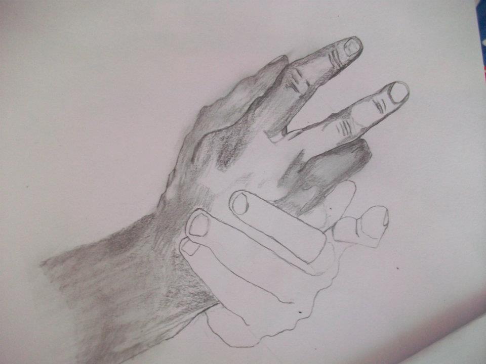 Ferdi Firat Drawing Art Karakalem El çizimi Aşama Aşama