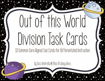 http://www.teacherspayteachers.com/Product/Out-of-This-World-Division-Task-Cards-1049578