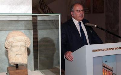 Στο Εθνικό Αρχαιολογικό Μουσείο ο κλεμμένος Ερμής