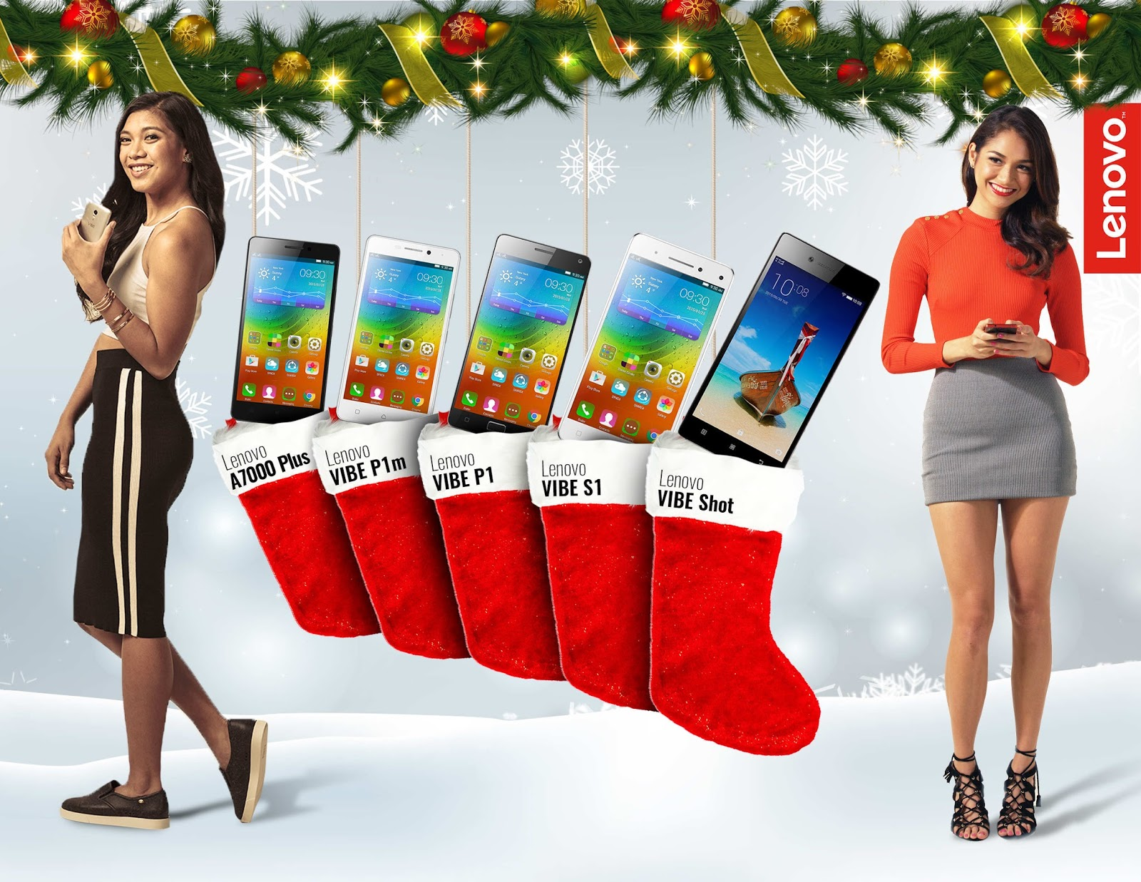 Lenovo ultimate smartphone lineup