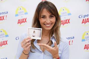 Benedetta Parodi per Ajax
