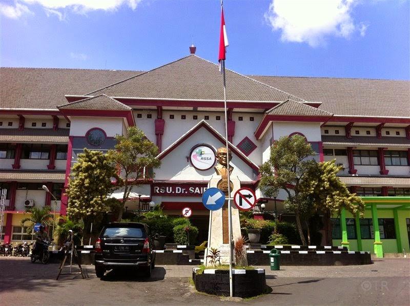 Rumah Sakit Umum Daerah Rsud Saiful Anwar Malang