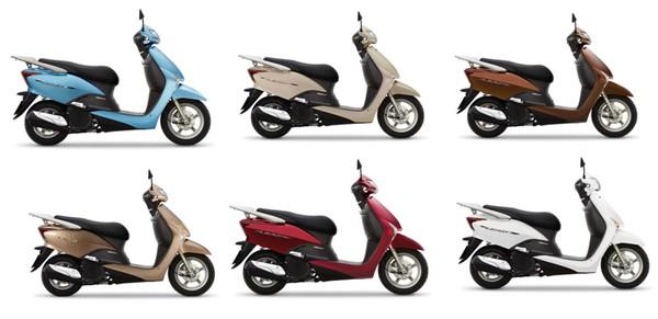 Honda Lead - Những xe tay ga bán chạy nhất Việt Nam