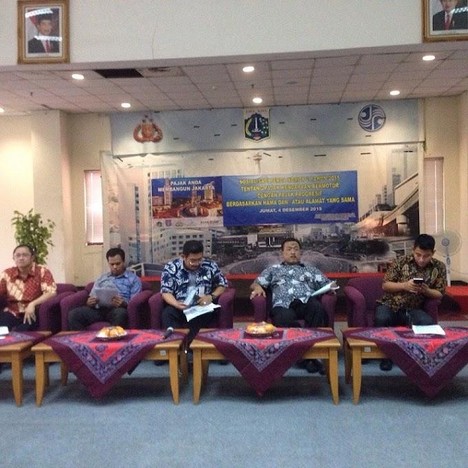 Samsat Jakarta Utara Sosialisasikan Pengenaan PKB dan Progresif