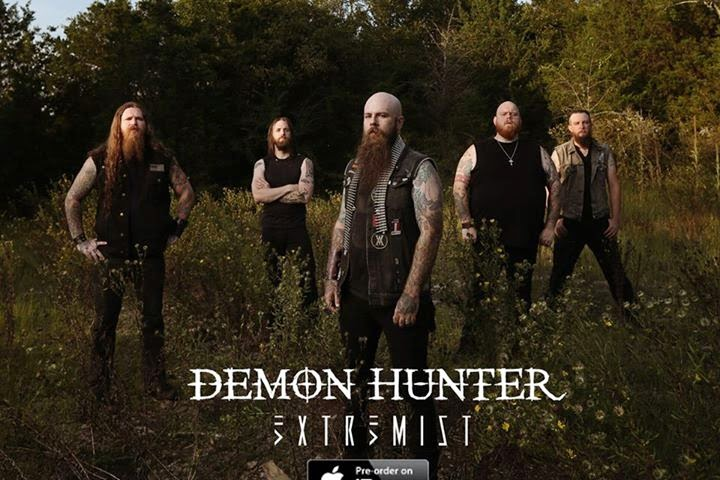 Demon Hunter - Extremist (Deluxe Edition) 2014 Biography and History