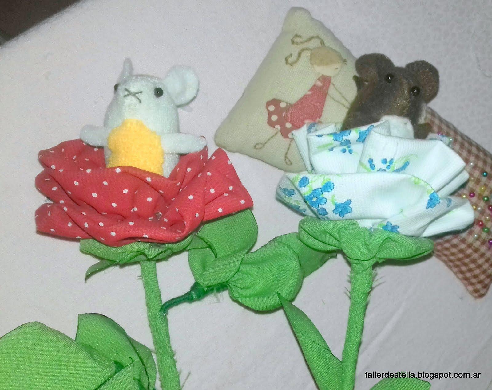 Ratoncitos en Flor