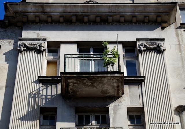Warszawa kamienica Wilczyńskich na Nowogrodzkiej Warsaw Śródmieście