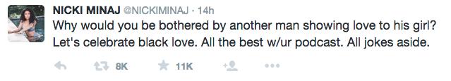 Meek Mill Joe Budden Nicki Minaj twitter beef diss