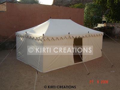 Monolithic Wedding Tent