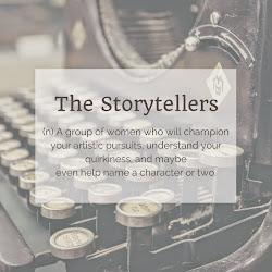 I'm a Storyteller