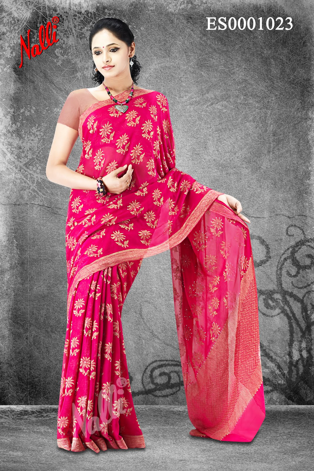 Nalli Silk Sarees Online Shopping