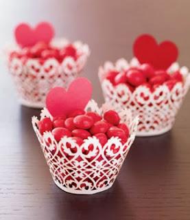 cupcake wrapper pode ser usado como lembrancinha de festas