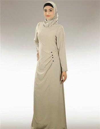 baju long dress wanita hijabers atau muslimah terbaru 2016