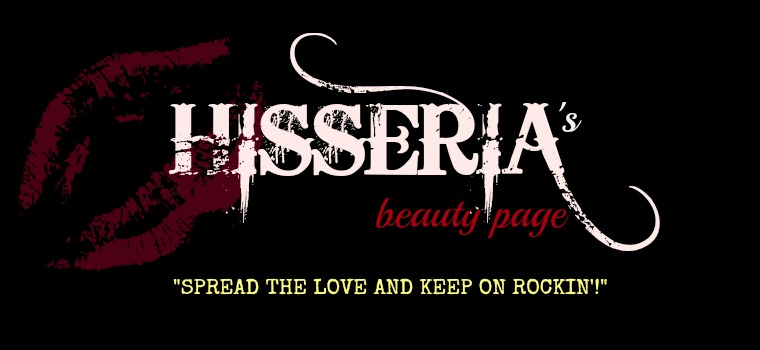 Hisseria's Beauty Page