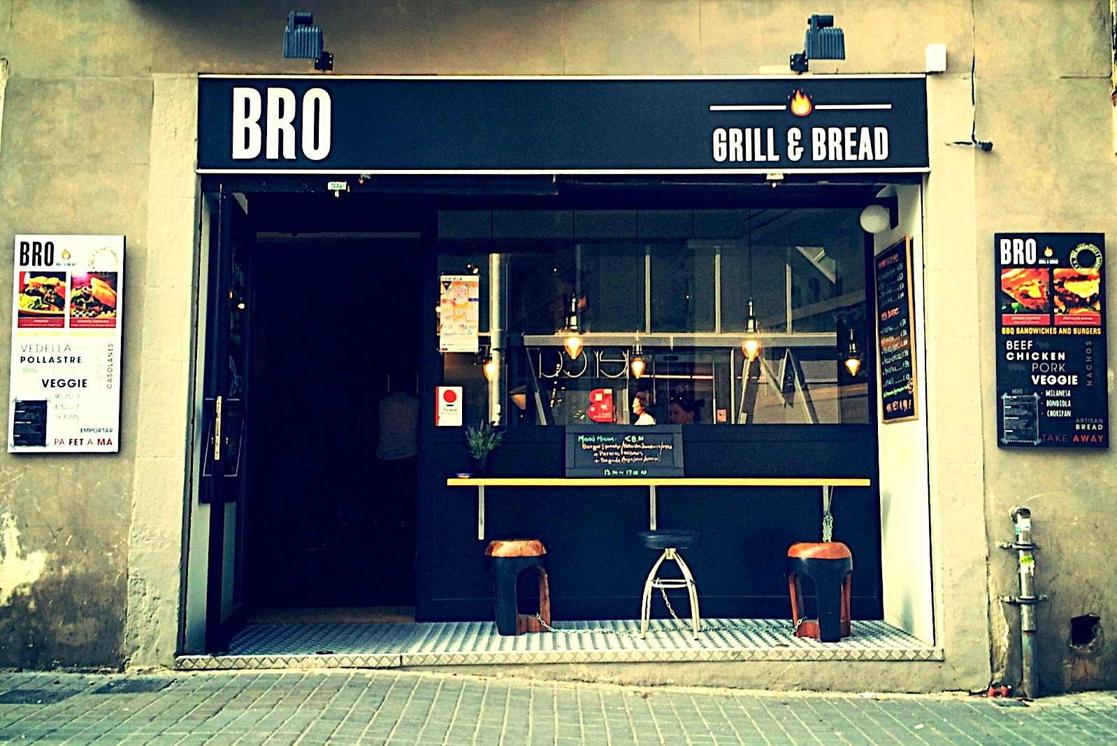 BRO Barcelona Grill&Bread