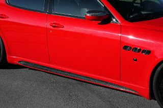 Maserati Quattroporte par CDC Performance Wallpapers 2013