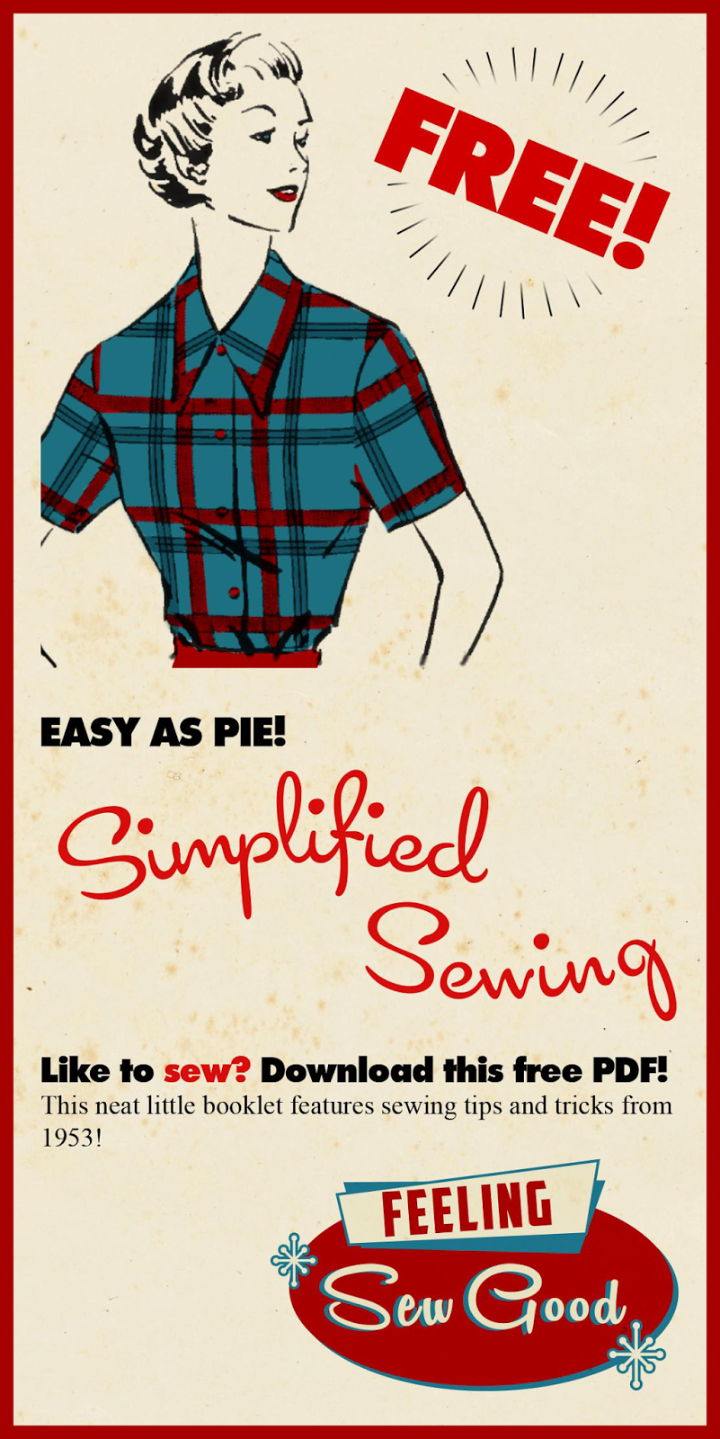 Simplified Sewing Free PDF
