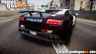 IV - Lamborghini Gallardo LP570-4 LCPD [ELS]