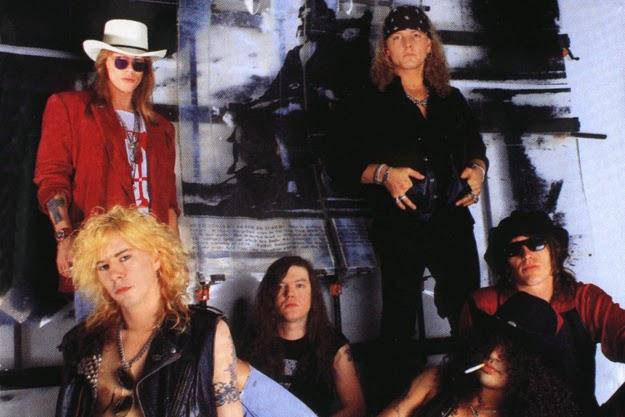 Formación de Guns & Roses-1991