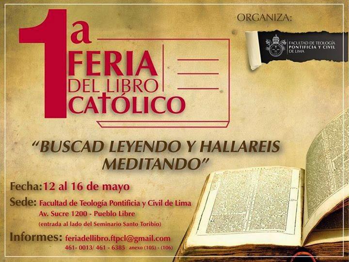 I Feria del Libro católico - 2014