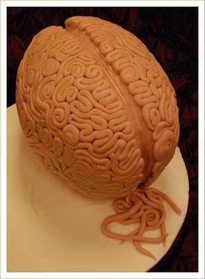 Bolo de Cérebro