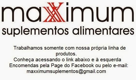 Maxximum Suplementos Alimentares