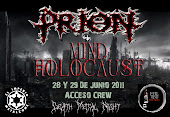 Gira PRION+MIND HOLOCAUST