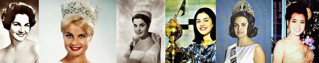Misses Universo: 60, 61, 62, 63, 64 e 65