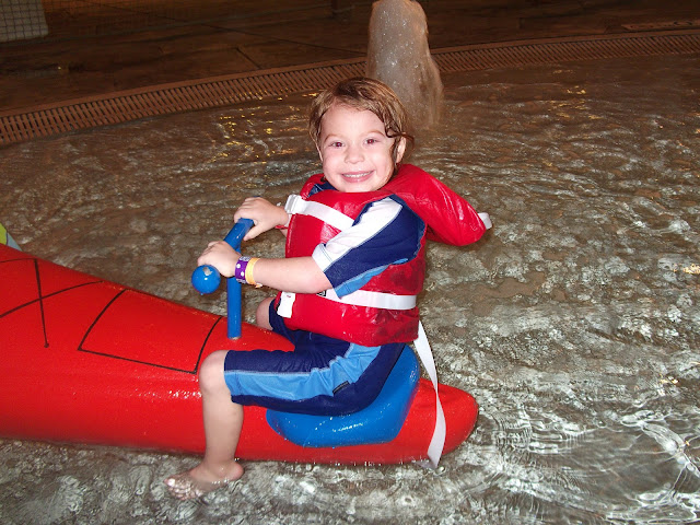 great wolf lodge, indoor water park, travel review