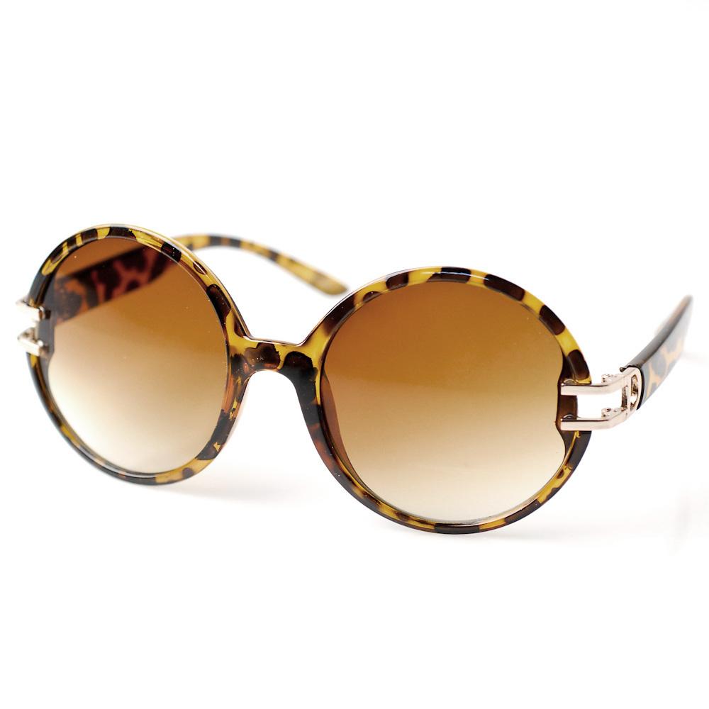 Round Sunglasses Are Back in Fashion (Retro) ~ The Style ...