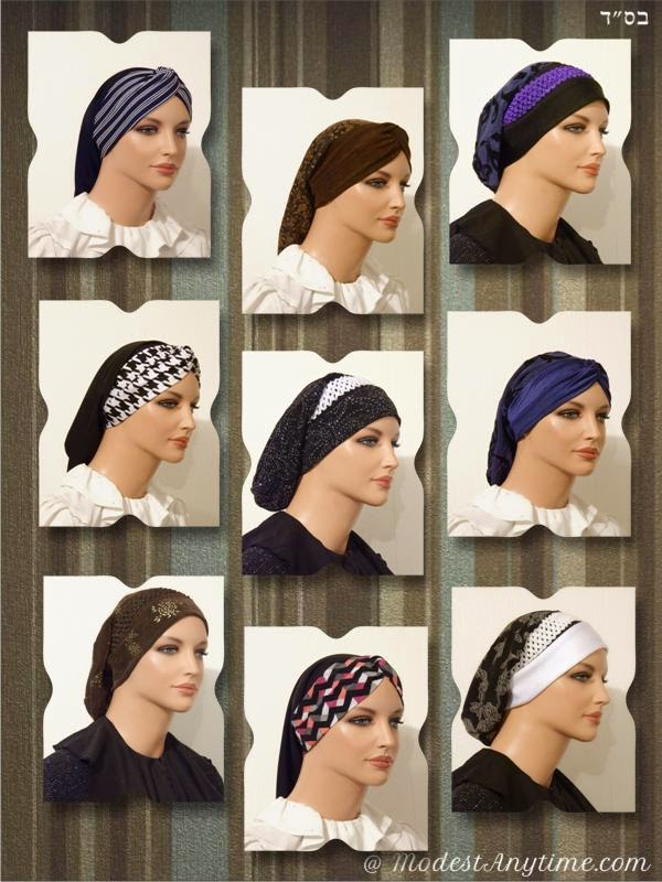 Hair Coverings