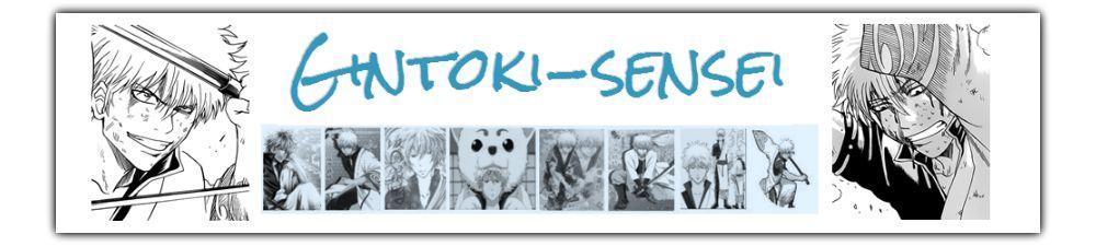 Gintoki-sensei