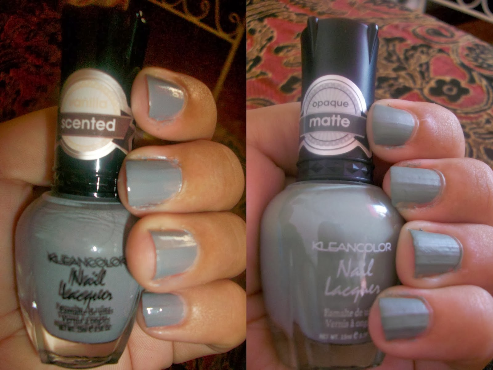 Island Girl Candy: New!!! Kleancolor Nail Polishes