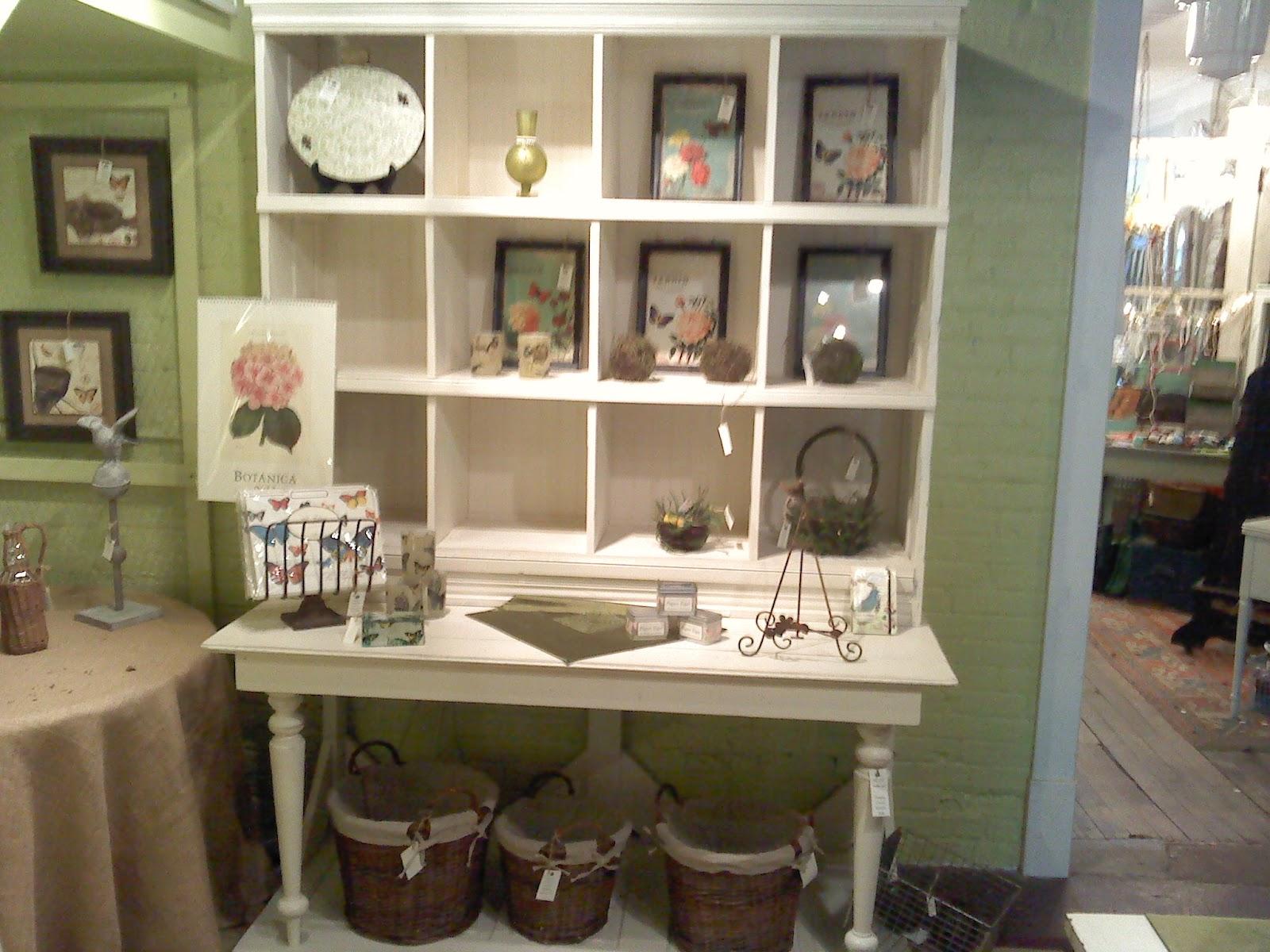 Wonderful Repurposed Store Fixture Furniture U0026 Country Living Show