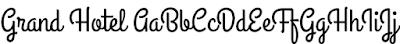 Tipografías estilo manual para tus proyectos personales