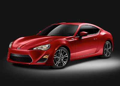 2013 Scion FR-S Release Date