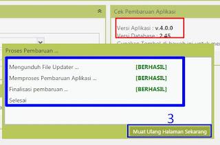 Cara Update Dapodikdas 4.0.1