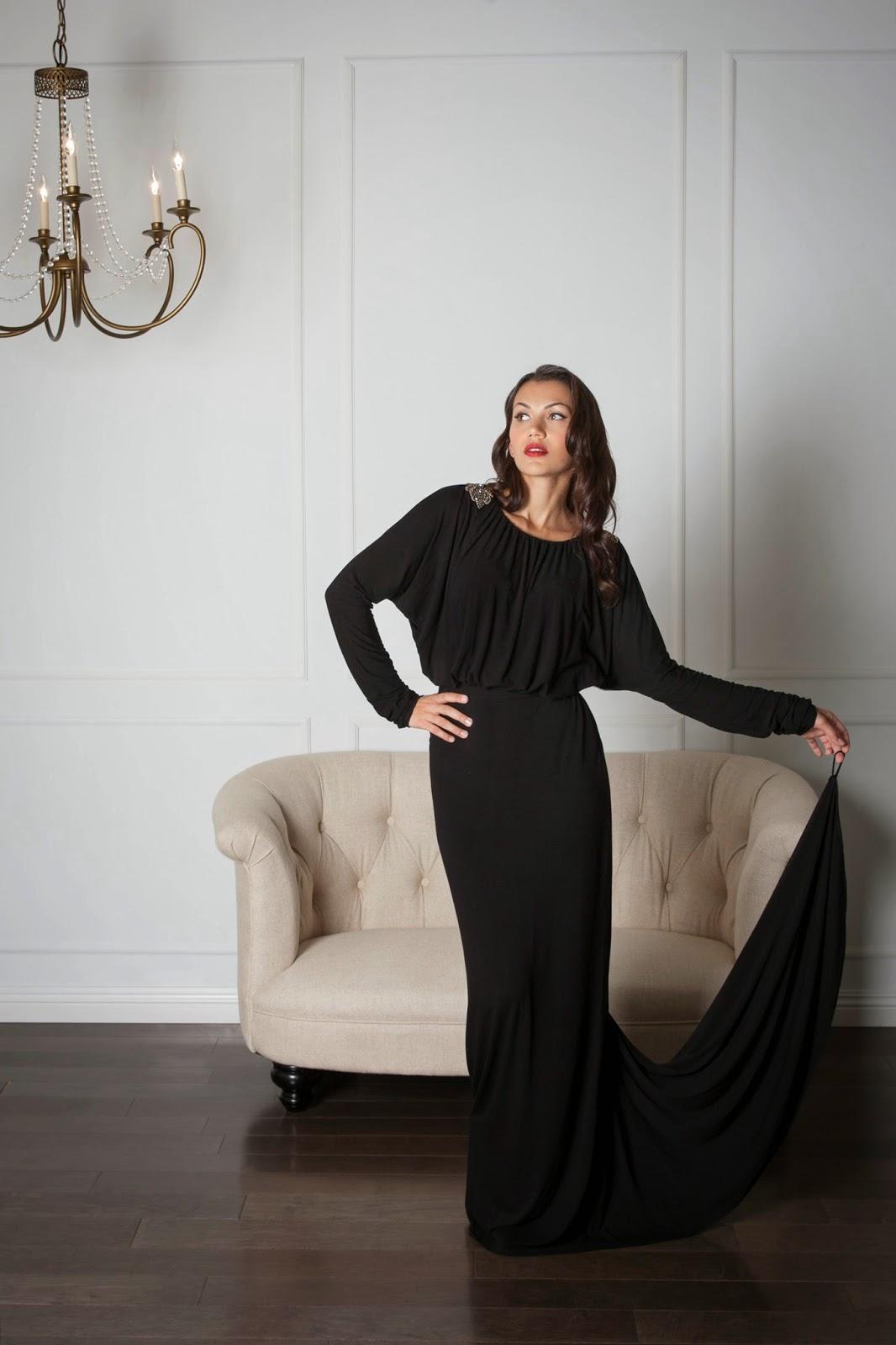 Modest long sleeve formal wear by Rayan   Mode-sty hijab tznius fashion