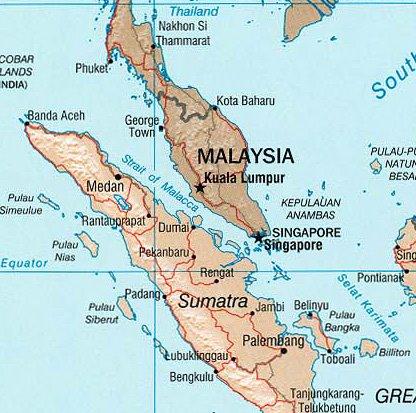 Strait Malacca