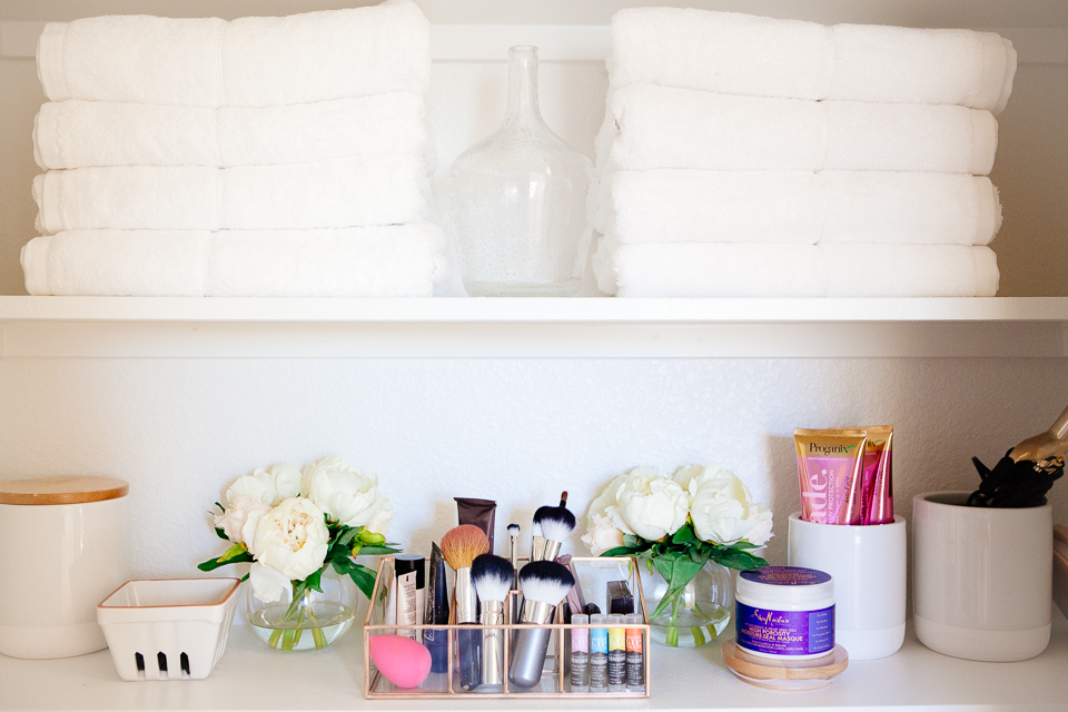 How to De-Clutter Your Beauty Cabinet | Kendi Everyday