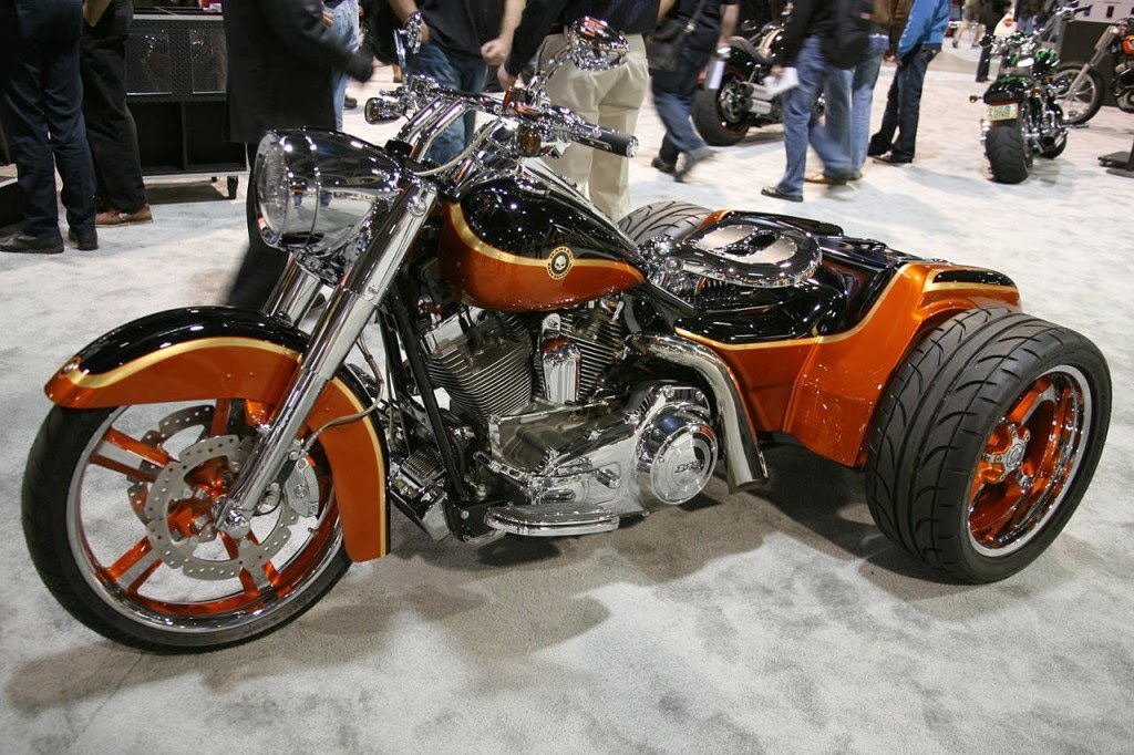 Harley Davidson Trike Picture Prices  Specification  Pictures Overview
