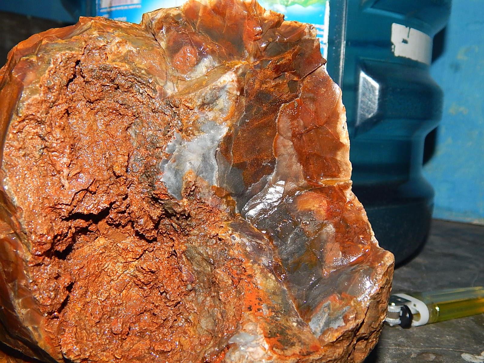 Bongkahan Panca Warna Dari Boak Sumbawa