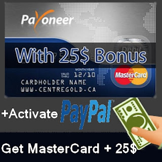 how to add money to paypal from mastercard