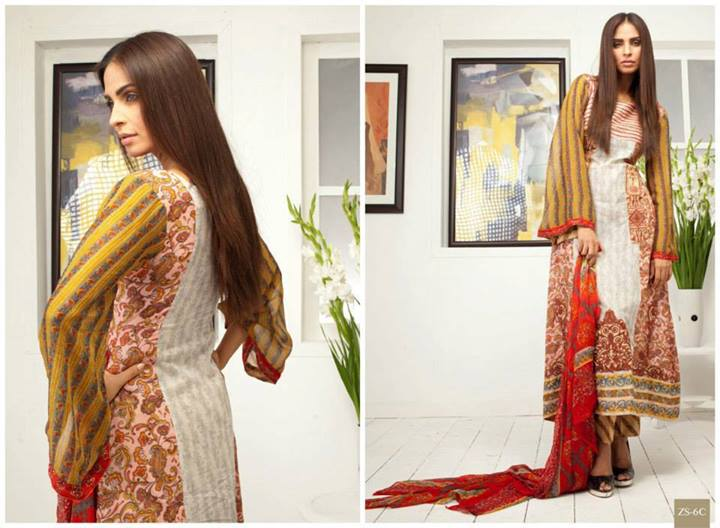 Pehnawa+Eid+Dress+Latest+Collection+by+ZS+Textiles+(12) Latest Pehnawa Eid Dresses by ZS Textiles